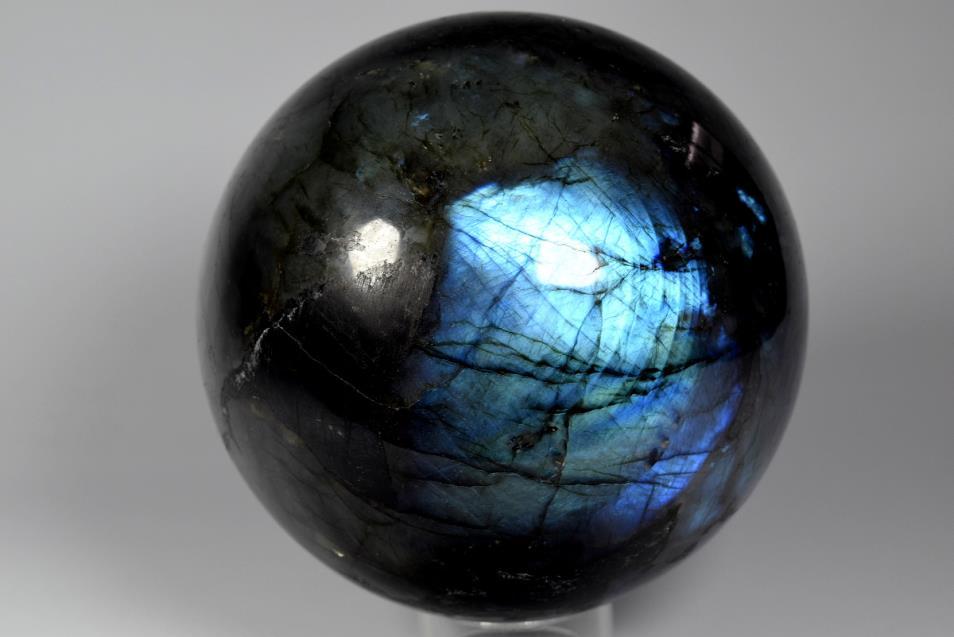 Labradorite Sphere Energy Attunement