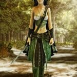 Warrior Spirit of Goddess Morrigan Empowerment