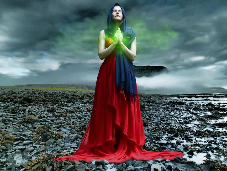 Unlock Psychic Skills White Magick Spell Flush