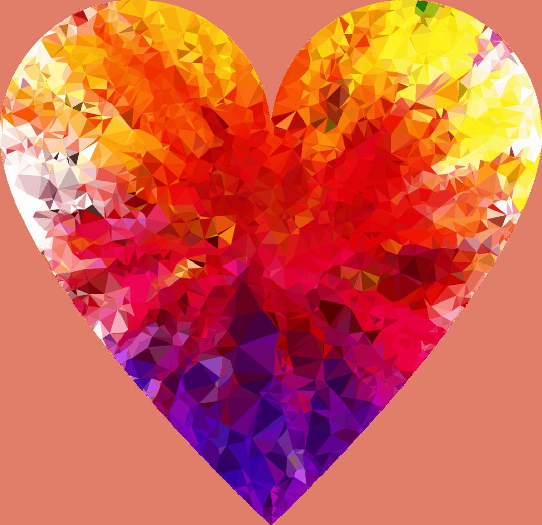 Diamond Heart Radiance