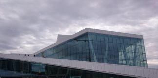 Operngebäude in Oslo