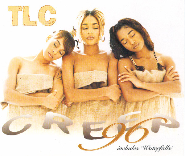 TLC - Creep '96 (CD, Single)