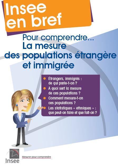 La mesure des populations étrangère et immigrée