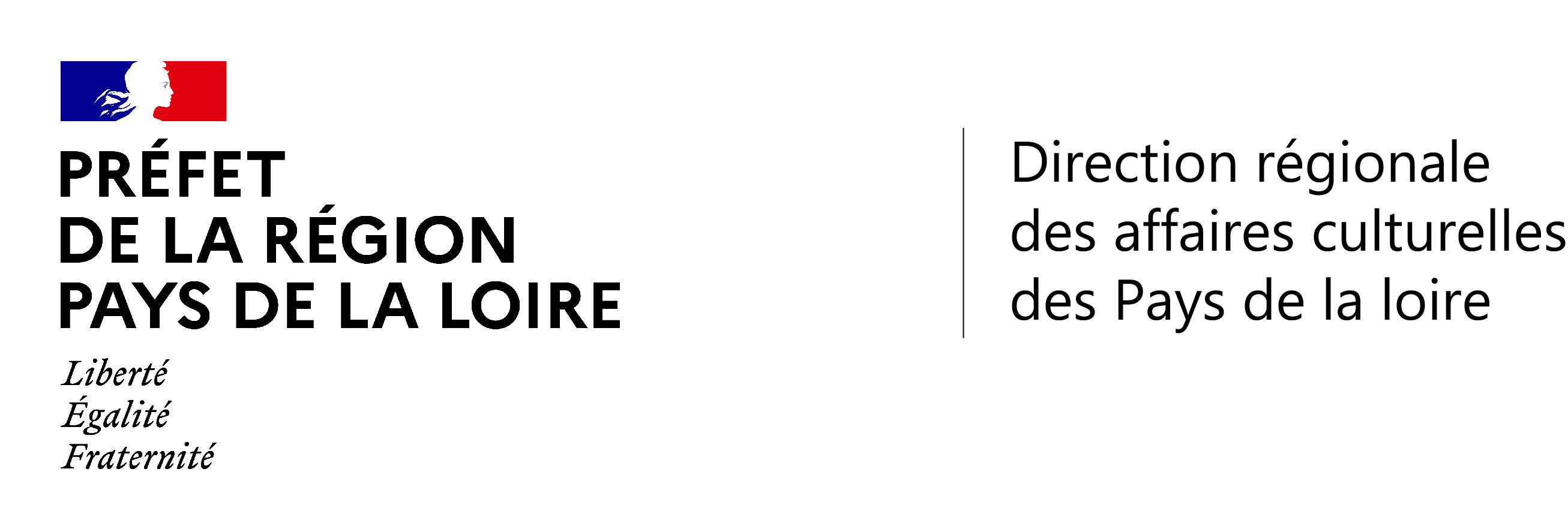Logo de DRAC des Pays de la Loire
