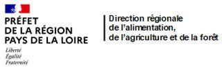 Logo de Direction régionale de l'alimentation, de l'agriculture et de la forêt - DRAAF des Pays de la Loire