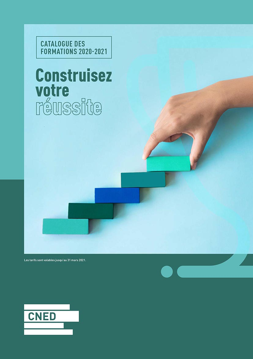 Catalogue des formations CNED