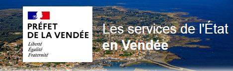 Logo de Préfecture et directions départementales interministérielles de la Vendée