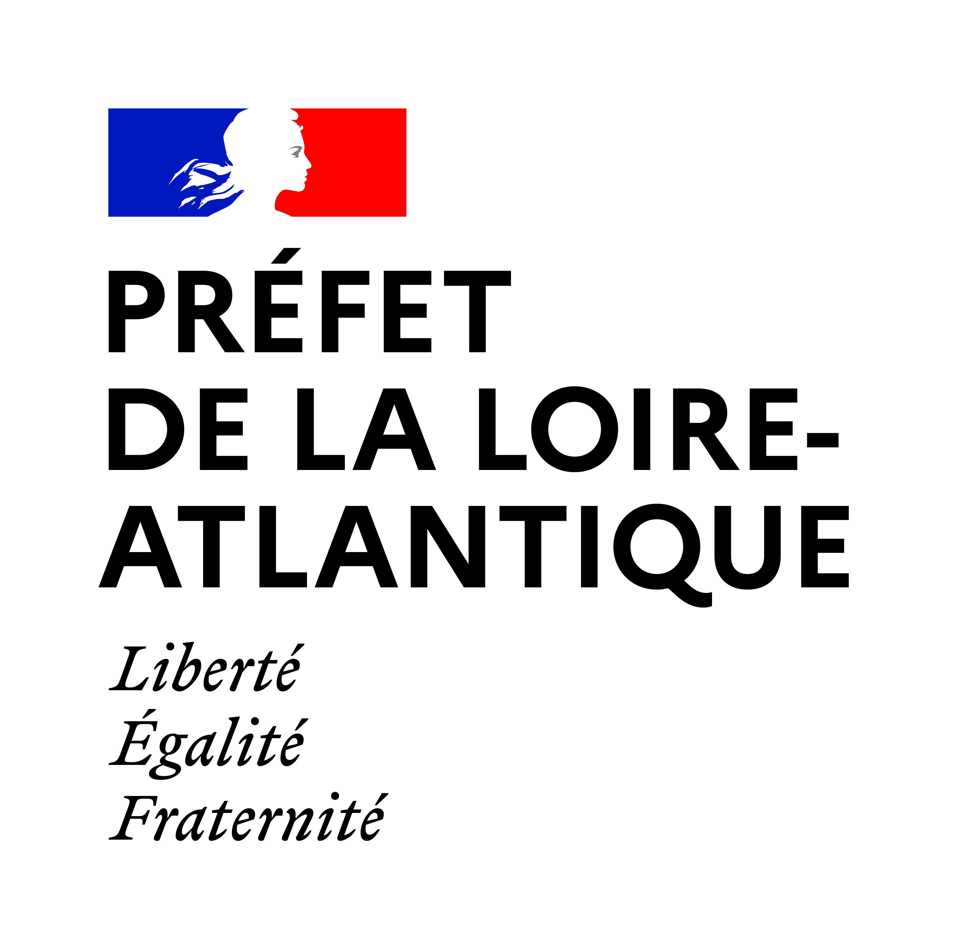 Logo de Préfecture et directions départementales interministérielles de la Loire-Atlantique