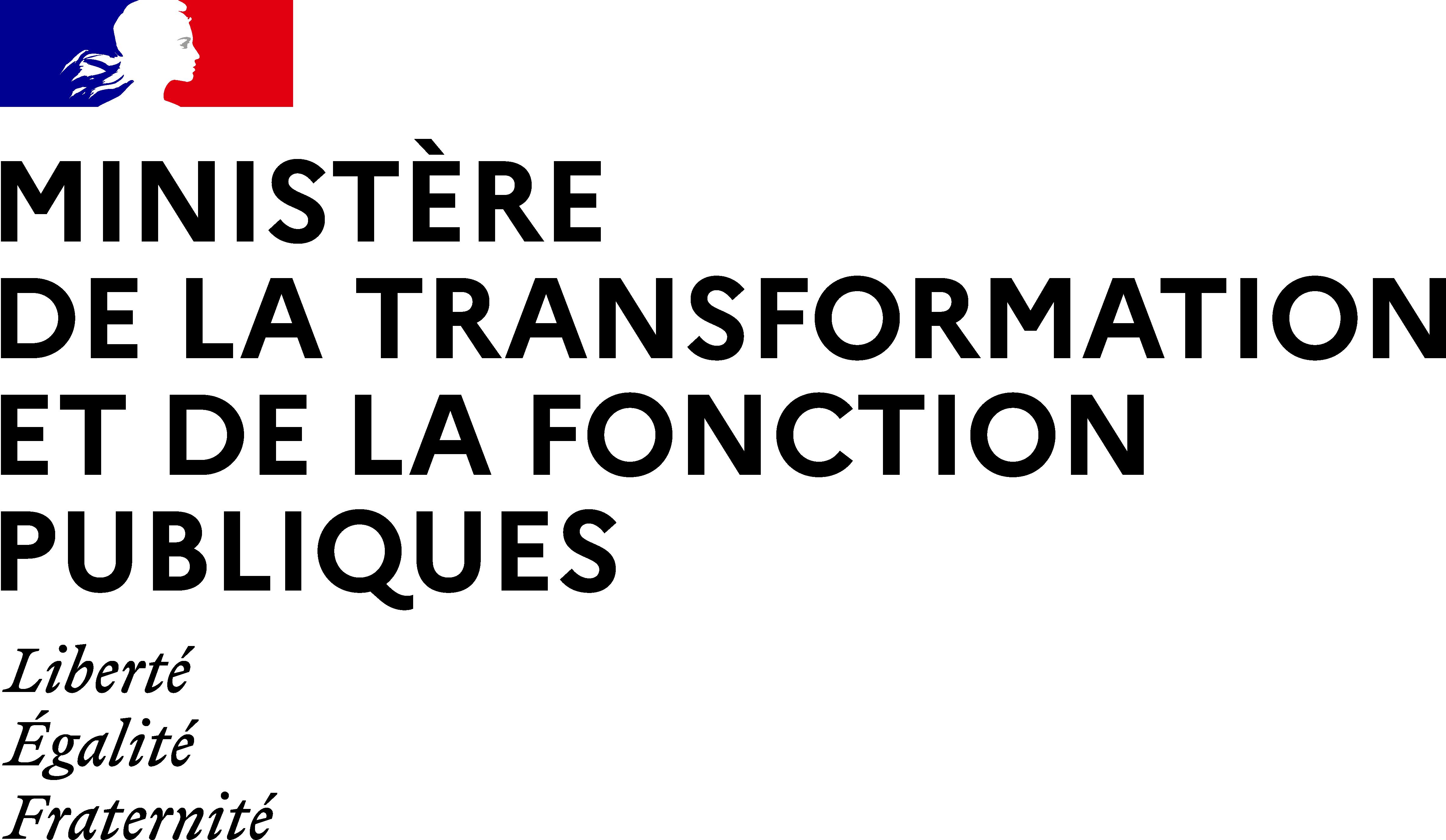 logo de Agir pour ma mobilité professionnelle – DGAFP