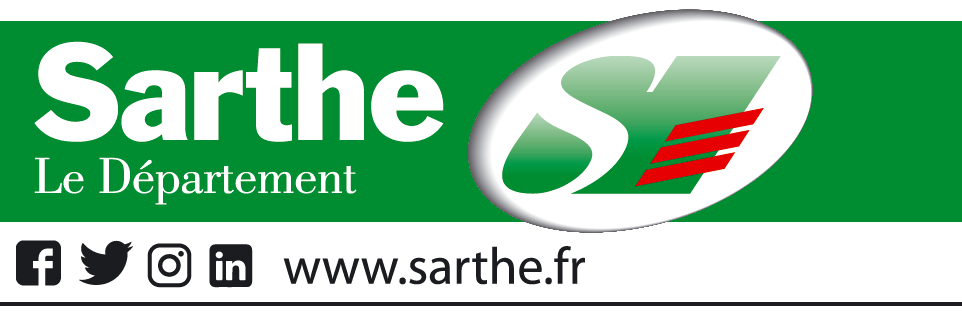 Logo de Conseil départemental de la Sarthe