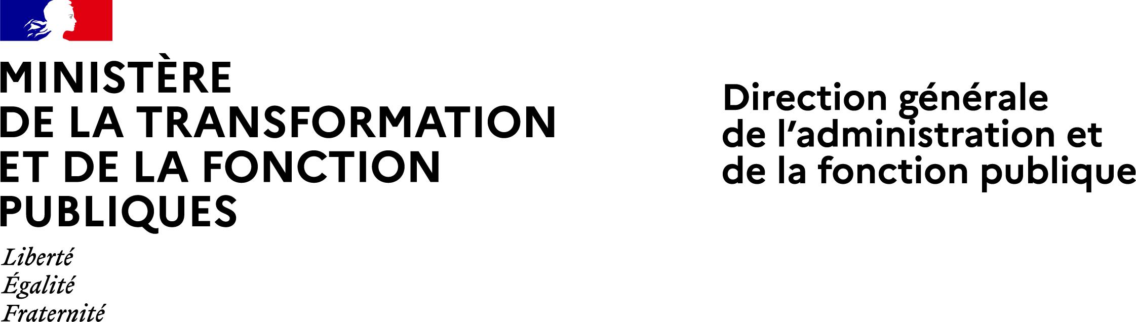 logo de La fonction publique: la connaître, pourquoi la rejoindre, être recruté et dérouler sa carrière – DGAFP