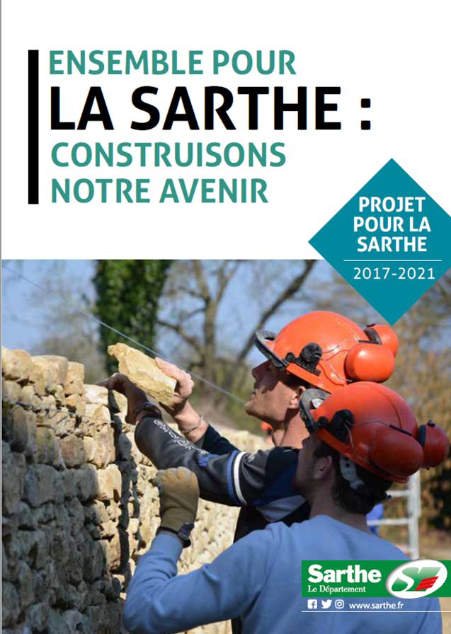 Ensemble pour la Sarthe - Projet pour la Sarthe