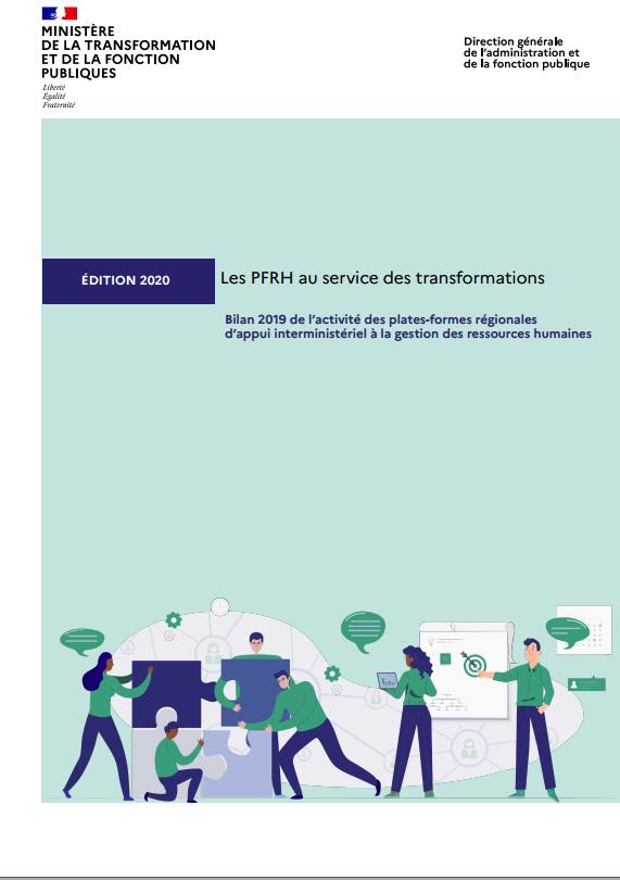 Les PFRH au service des transformations