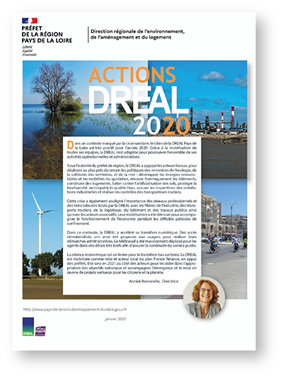 Actions DREAL 2020