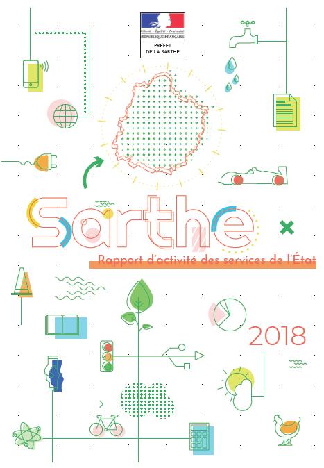Rapport d'activité des services de l'Etat en Sarthe - 2018