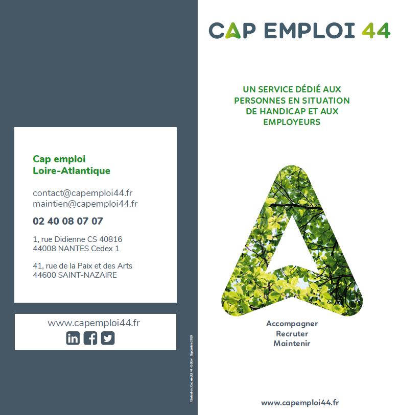 Cap emploi 44