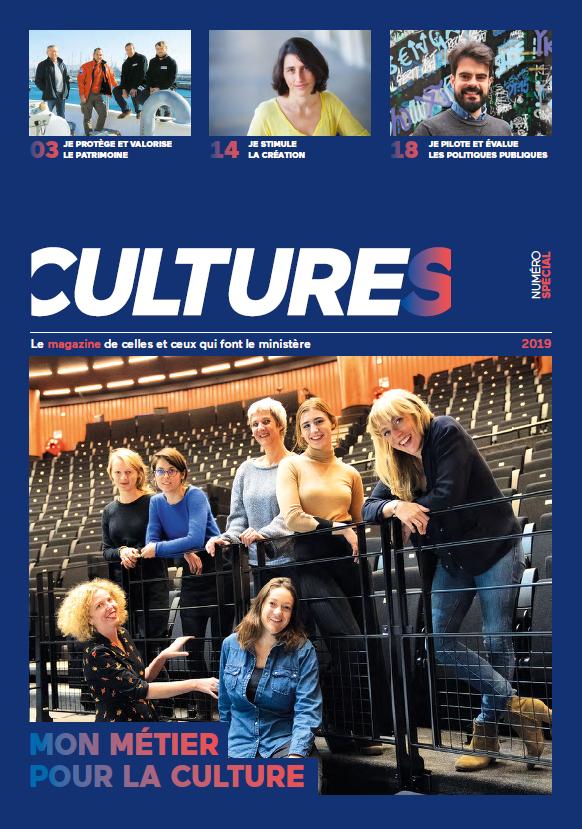 Cultures Hors série 60 ans