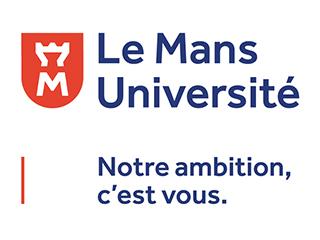 Logo de LE MANS Université