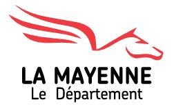 Logo de Conseil départemental de la Mayenne