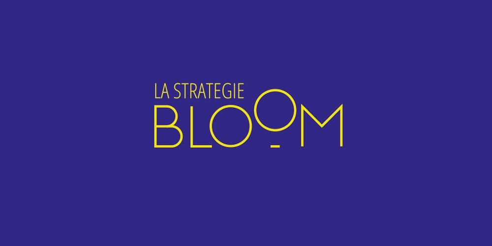 Logo de La Stratégie Bloom (www.la-strategie-bloom.fr)