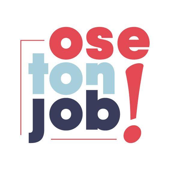 Logo de Ose ton job!  (www.osetonjob.com)