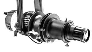 DedoLight Projektionsvorsatz für Dedo 100/150W 0