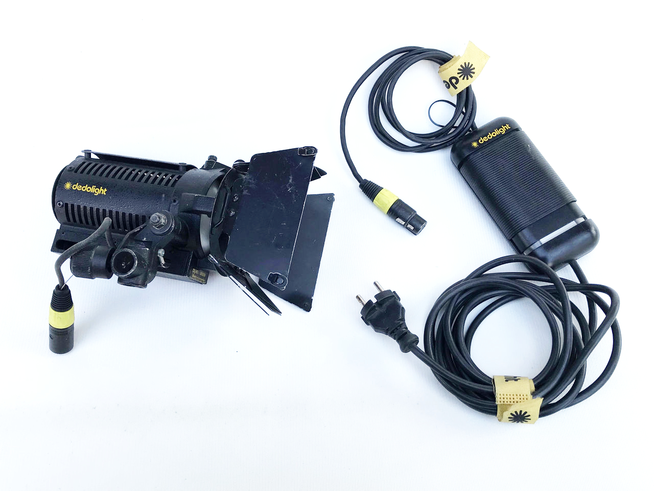 DedoLight DLH4 100W / 12V  Schnurtrafo 1