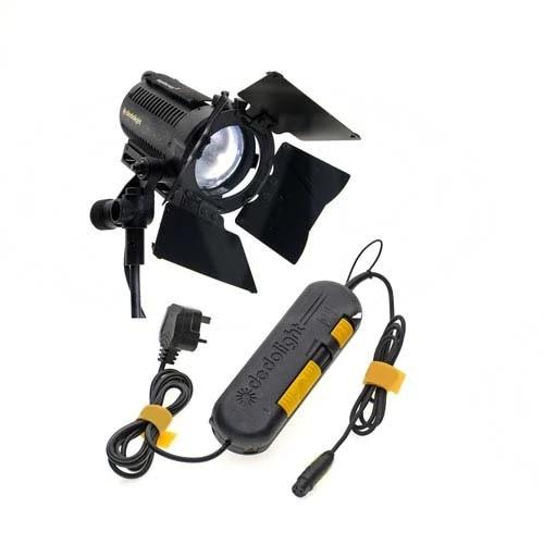 DedoLight 150W Set (3x Leuchte/1x Trafo DT24 -3/2x Schnurtrafo) 1