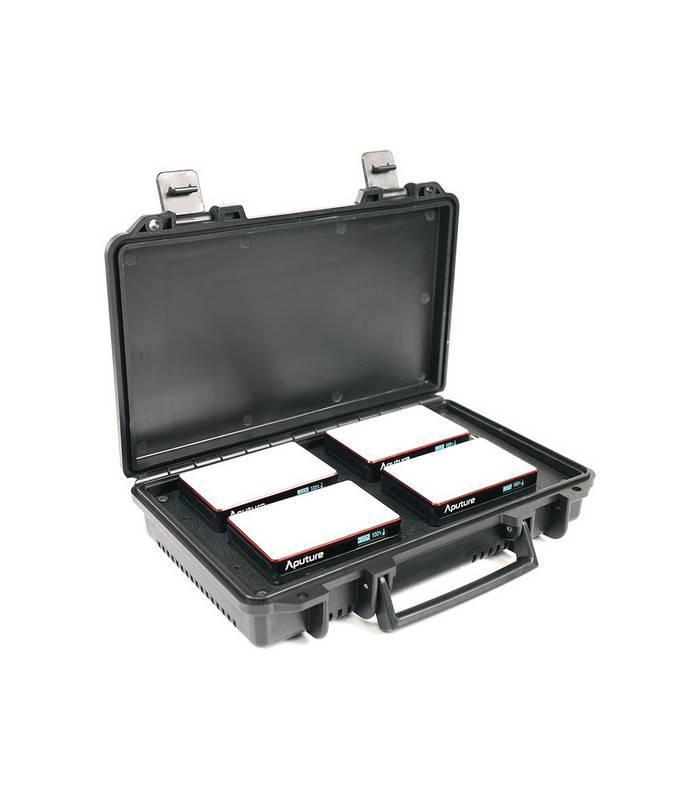 Aputure MC 4-Light Travel Kit 0