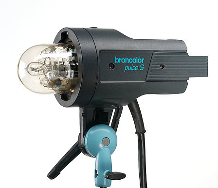 Bron Pulso A4 inkl Standartreflektor 0