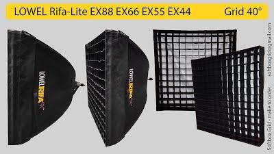Rifa 66 mit Egg-Crate 650 W 0
