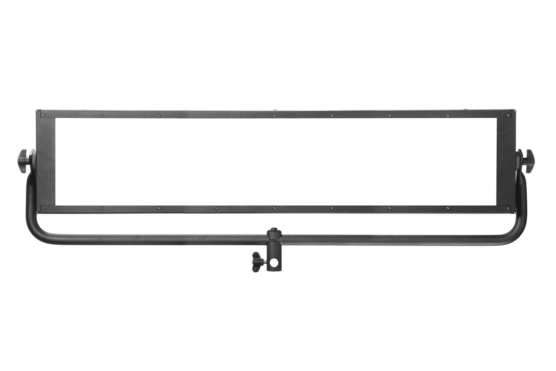 Velvet Mini 3 (870x190x90mm)  inkl. Softbox & 40° Eggcrate 0