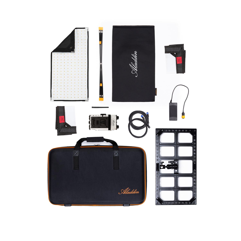 Aladdin Bi-Fabric 2 Kit 0