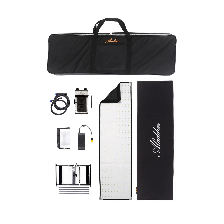Aladdin Bi-Fabric 4 Kit 0