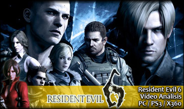 Resident Evil 6 (01/10/2012)