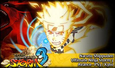 Naruto Shippuden Ultimate Ninja Storm 3 (15/10/2012)