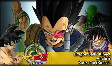 Dragon Ball Z para Kinect (17/10/2012)