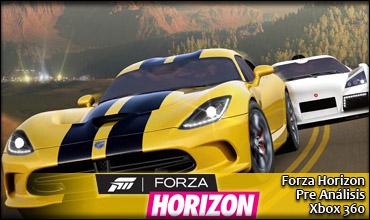 Forza Horizon (18/10/2012)
