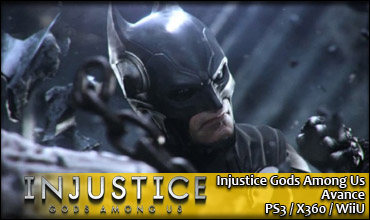Injustice Gods Among Us (26/10/2012)