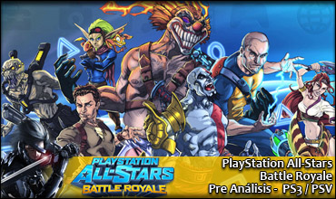 PlayStation All Stars Battle Royale (29/10/2012)