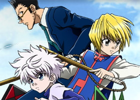 Hunter X Hunter Wonder Adventure (29/10/2012)