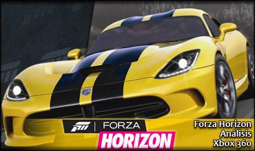 Forza Horizon (30/10/2012)