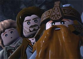 LEGO El Señor de los Anillos (31/10/2012)