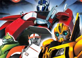 Transformers Prime (02/11/2012)