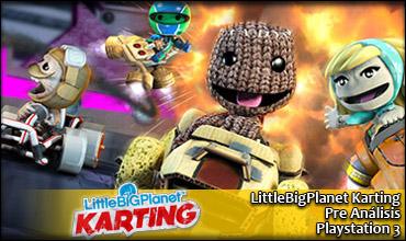 LittleBigPlanet Karting (02/11/2012)