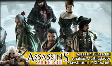Assassin´s Creed 3 Multijugador (08/11/2012)