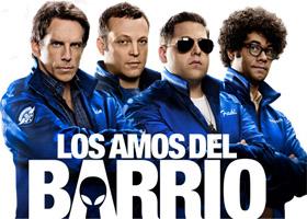 Los Amos del Barrio (08/11/2012)