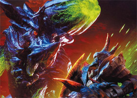 Monster Hunter 3 Ultimate (12/11/2012)