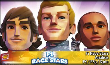 F1 Race Stars (14/11/2012)