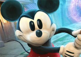 Epic Mickey El retorno de dos héroes (16/11/2012)